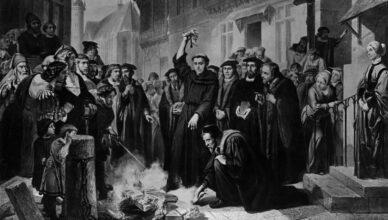 католические священники во время английской Реформации