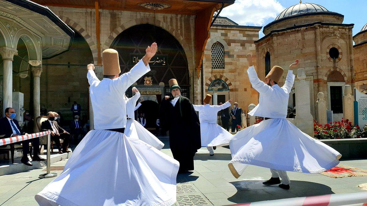 Турция, День Святого Мевлана