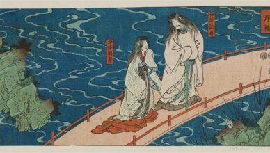 Исконные японские боги сотворения мира