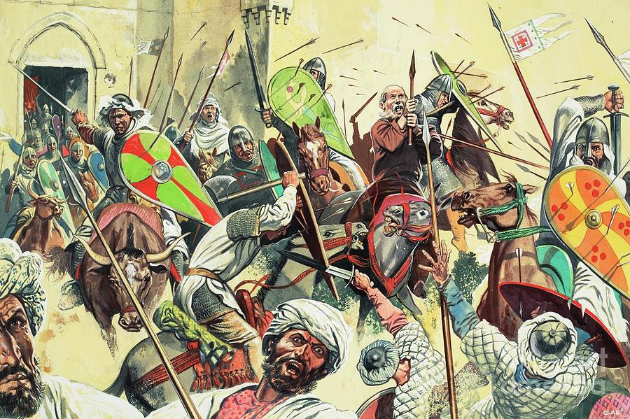 Ответ мусульман на Крестовые походы