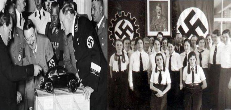 Управление по репатриации расовых немцев