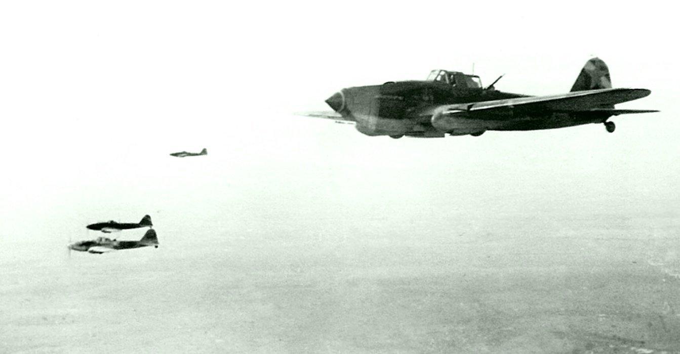 Гражданские самолеты на боевом задании