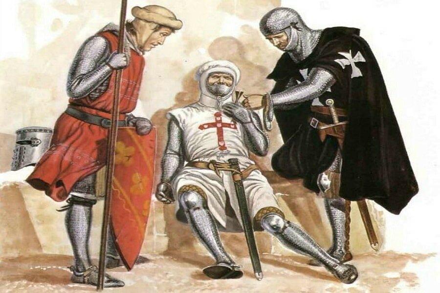 Рыцари-госпитальеры Святого Фомы Кентерберийского