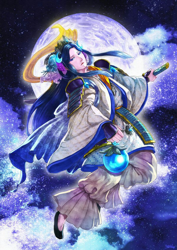 Бог Луны