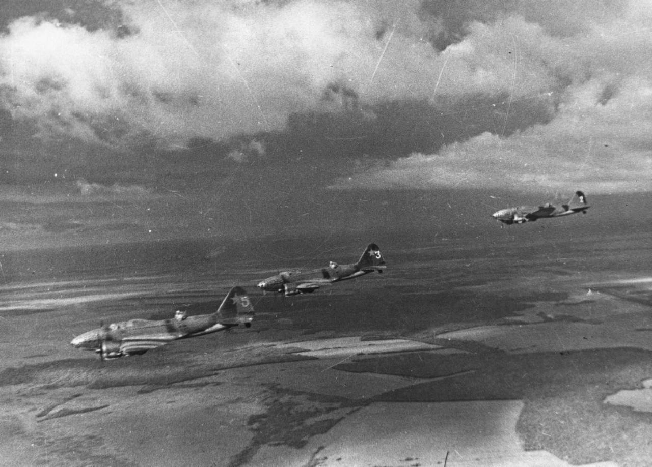 Гражданская авиация в Красной Армии