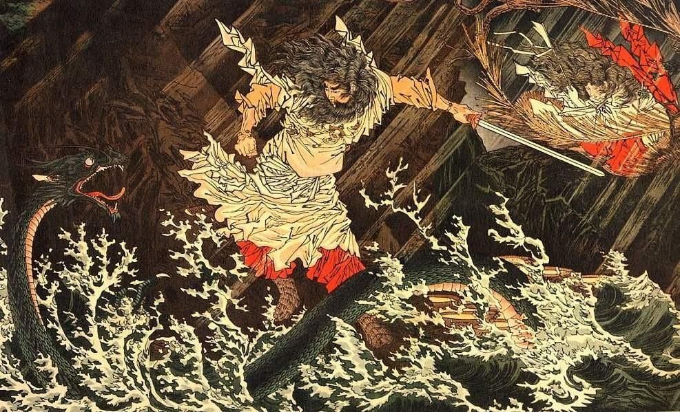 Бог морей и бурь