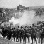Ликвидация фашистов в районе мыса Херсонес