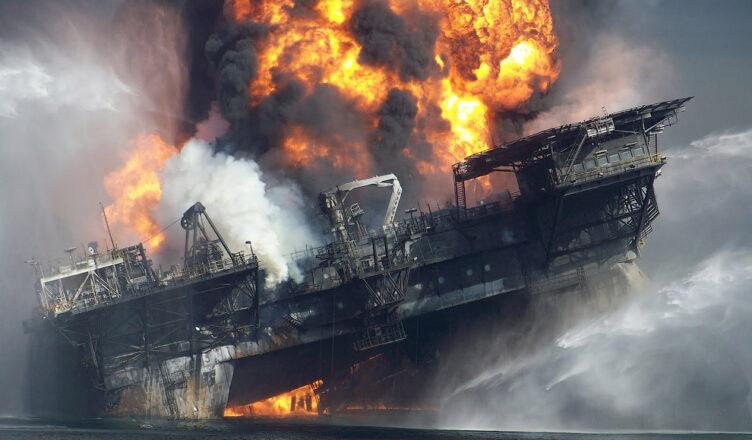 Влияние нефти на мировую историю