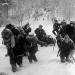 мстители партизанских отрядов «Смерть оккупантам»,