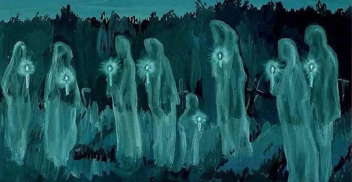 Кто такие призраки и души неприкаянные