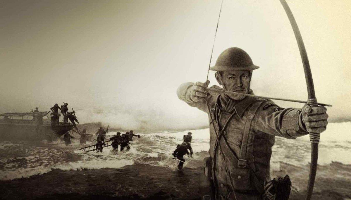 Как вояка Безумный Джек отстреливал из лука нацистов
