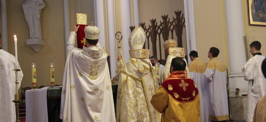 Ритуальное одеяние священников