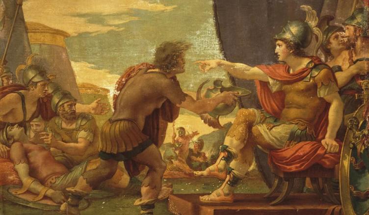 Попытки Александра Македонского