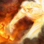 Бог не уничтожает дьявола