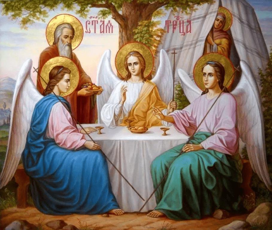 Что такое Святая Троица?
