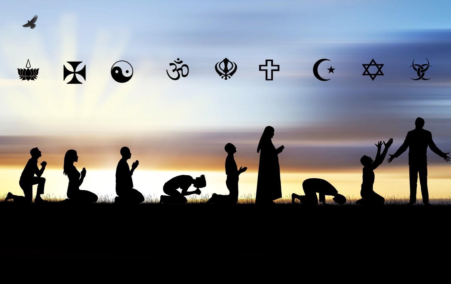 Почему существуют разные религии?