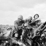 Артиллеристы тяжелого дивизиона