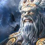 В каких богов верили викинги