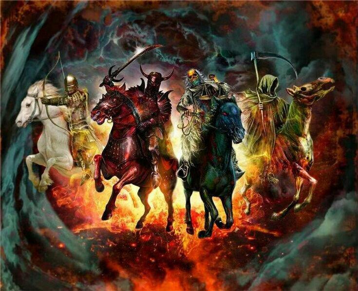 всадники Апокалипсиса