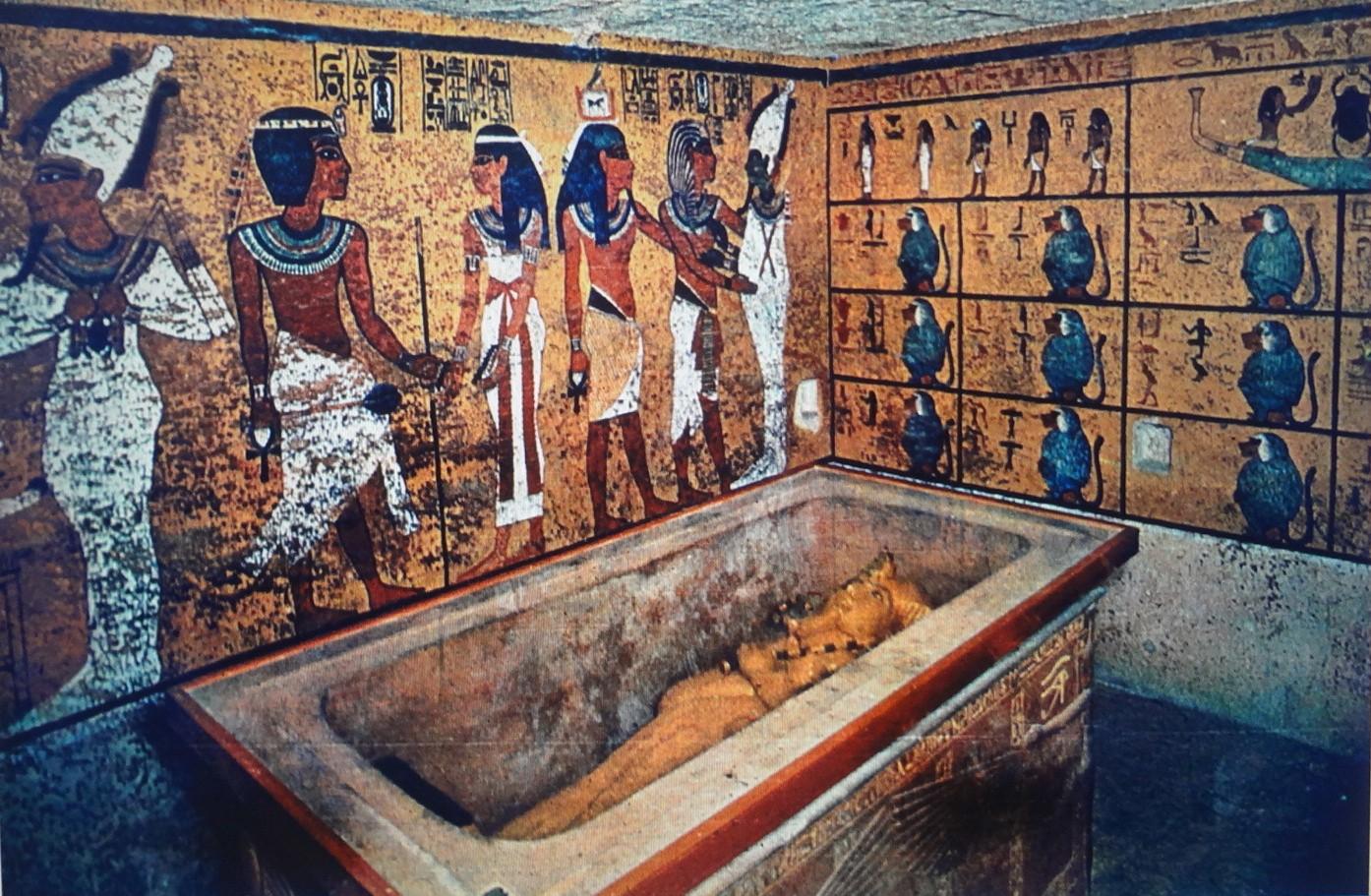 Гробницы Древнего Египта