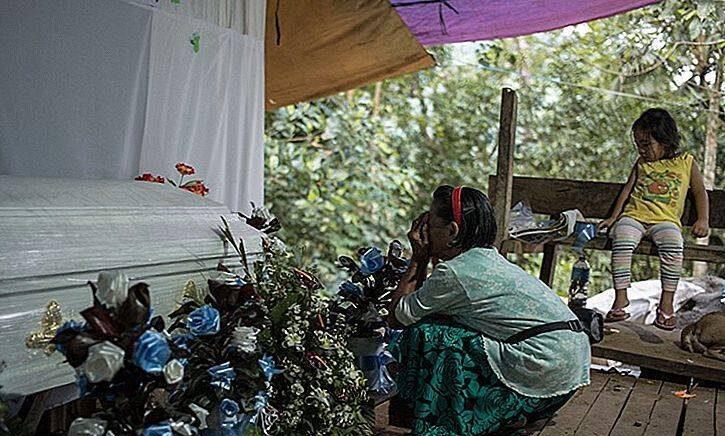 Филиппинские обряды смерти