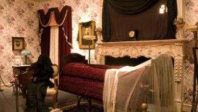 Почему закрывают зеркала на похоронах