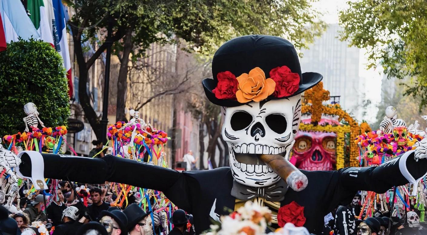 Мексиканский день мертвых