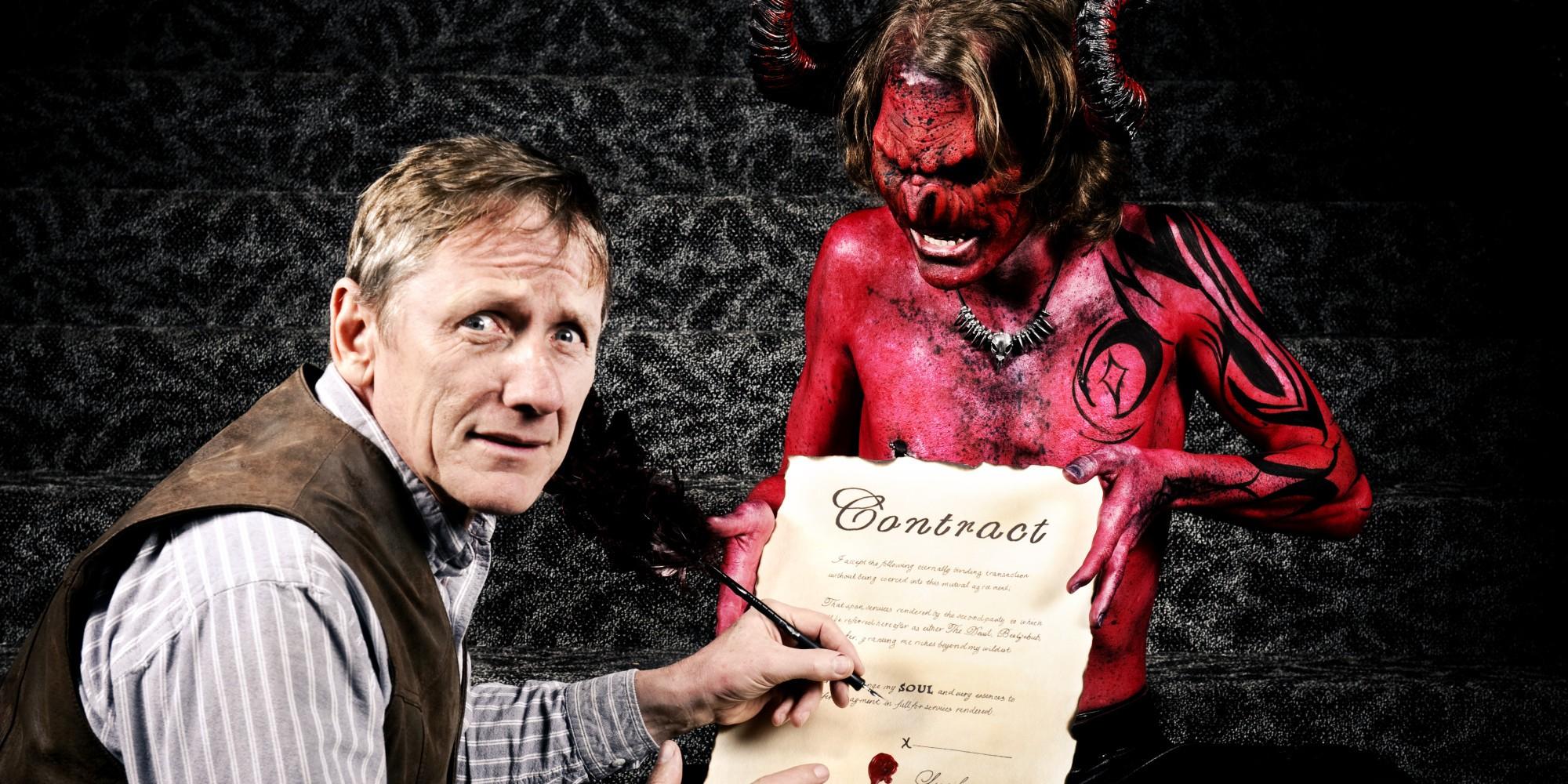 о сделках с дьяволом