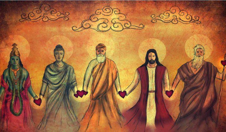 Главные антагонисты в разных религиях