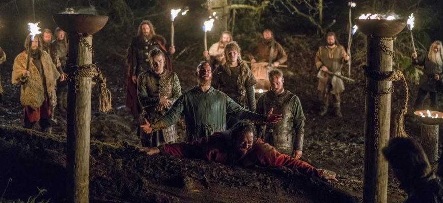 Жертвоприношения у викингов