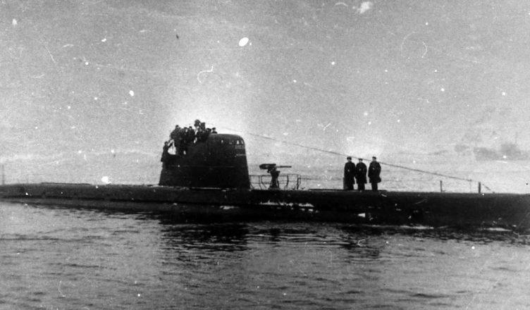 Боевой путь лодки М-174