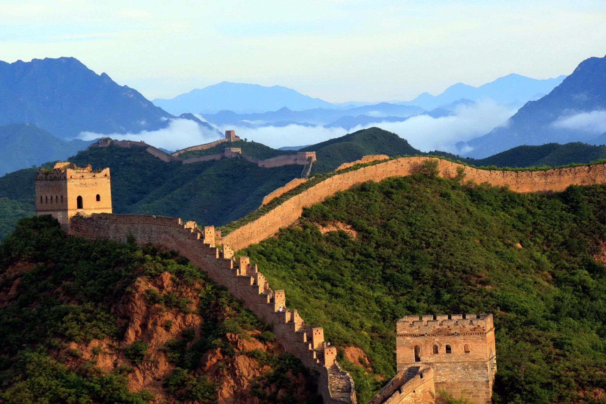 Малоизвестные факты о Великой Китайской стене