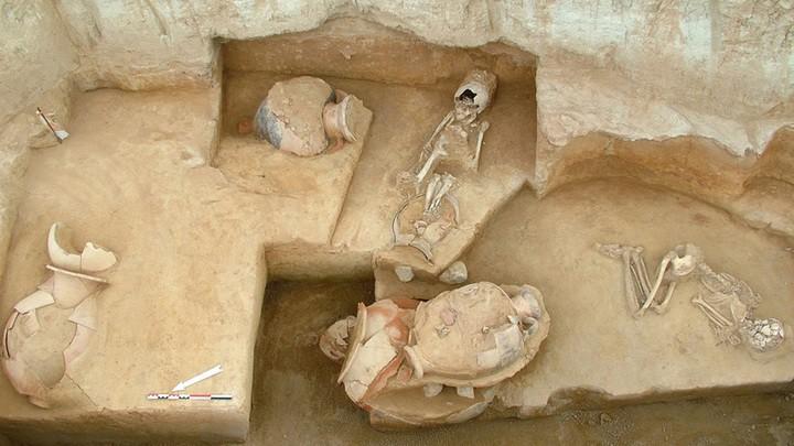 Могилы в Древней Греции