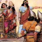 ассирийцы побеждали злых призраков