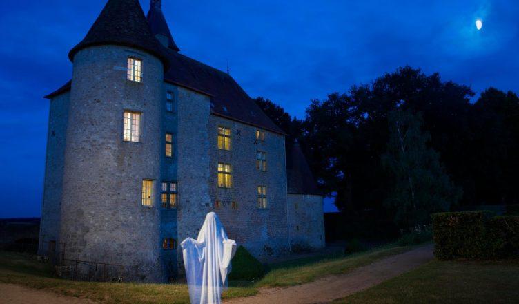 Кем был при жизни самый известный призрак немецких замков