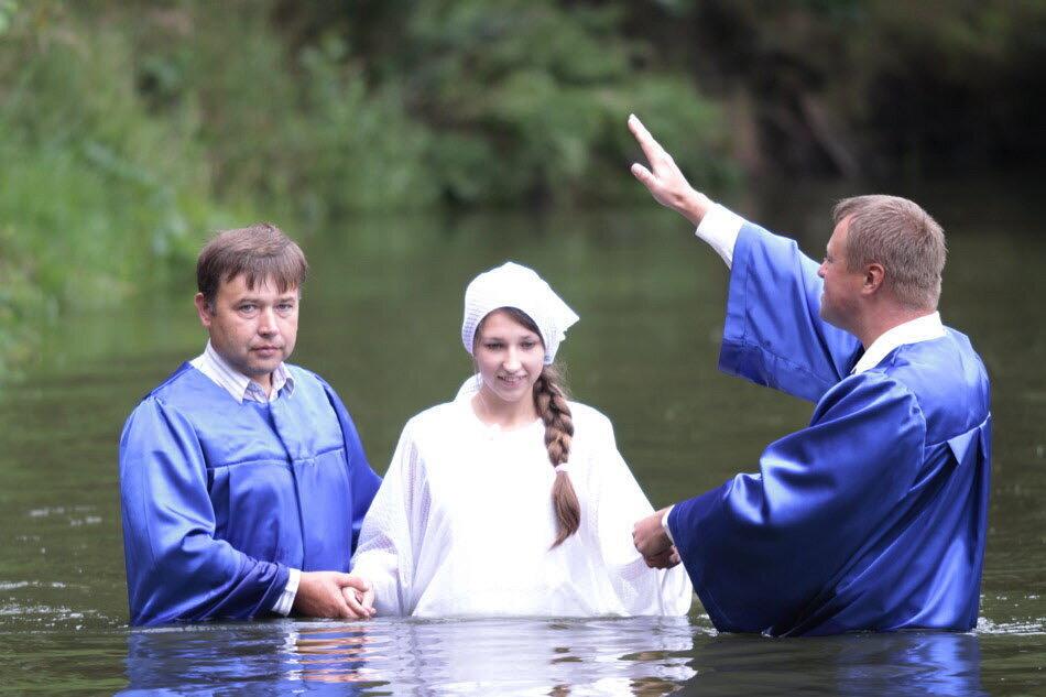 Баптисты и Святой Дух