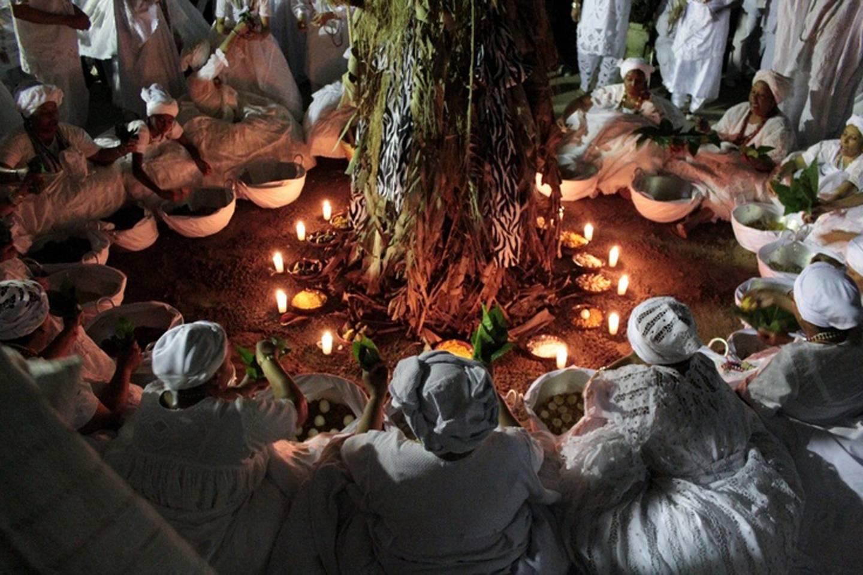 Африканские языческие религии