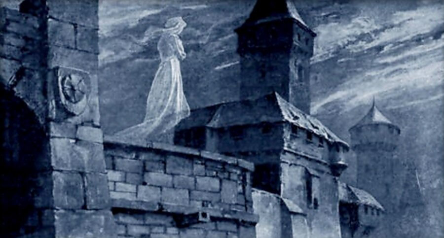 Перхта (Берта) фон Розенберг