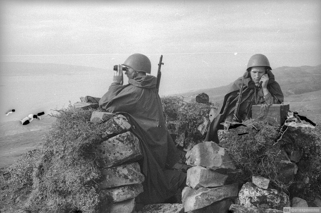 защитники Советского Заполярья