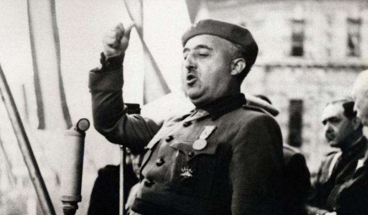 Жертвы режима Франко