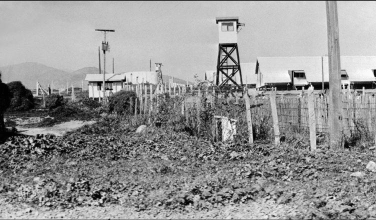 концлагерь в Чили, построенный в 1960-х годах