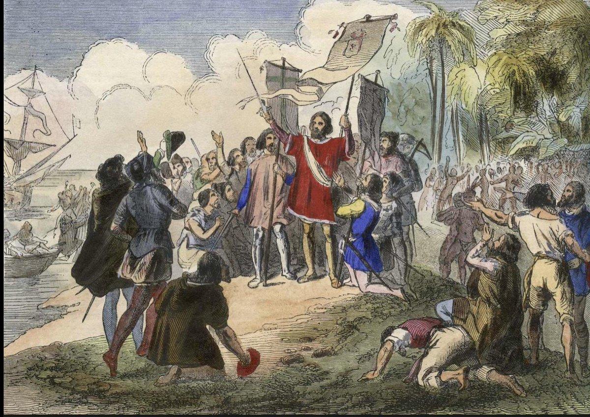Китайцы открыли Америку за 70 лет до Колумба?