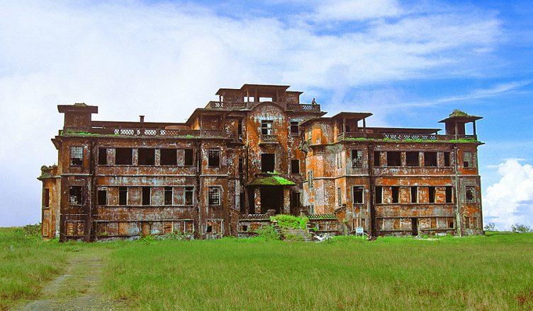 Бокор Палас Отель и Казино