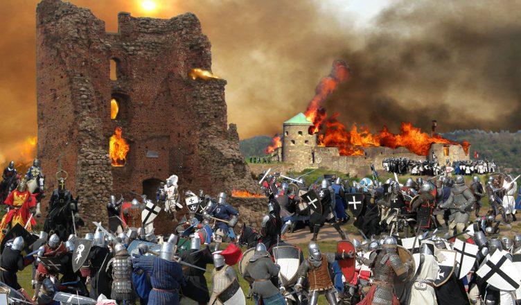 Защитники Литвы предпочли смерть порабощению