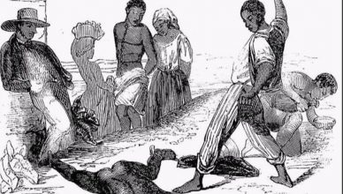 10 самых жестоких наказаний для рабов в США