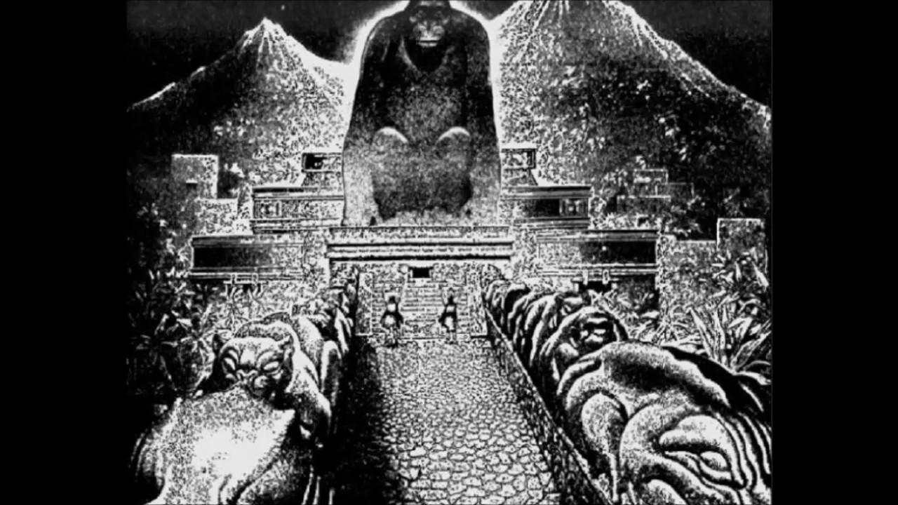 Город Бога Обезьян