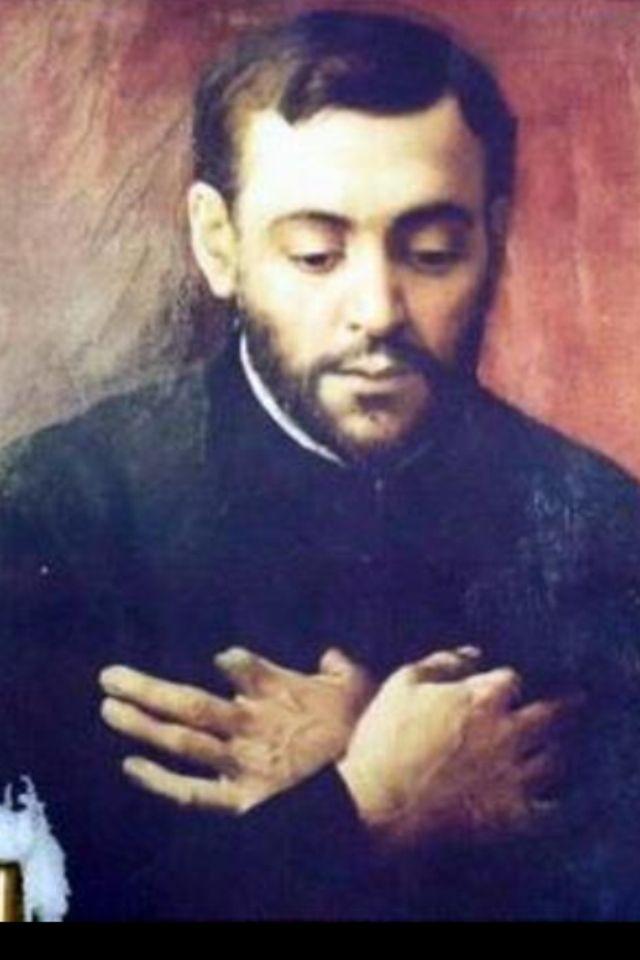 Святой Исаак Жог