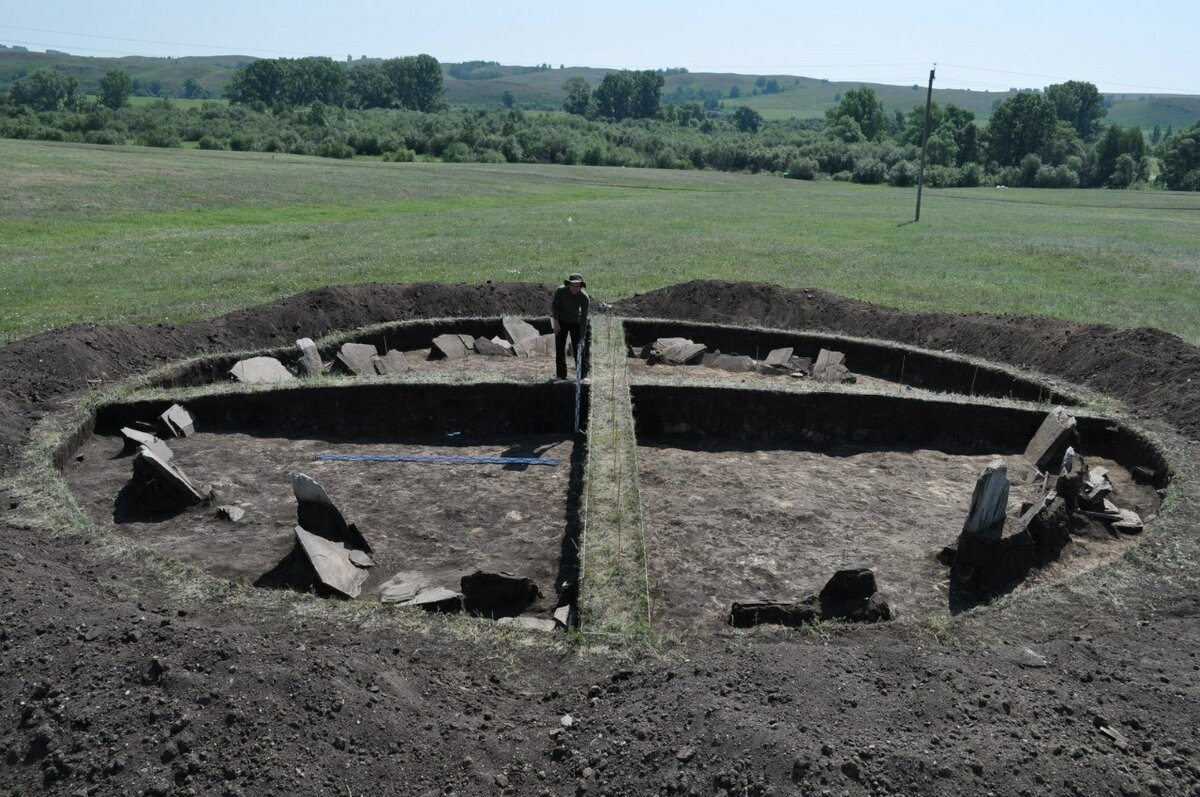 курган бронзового века