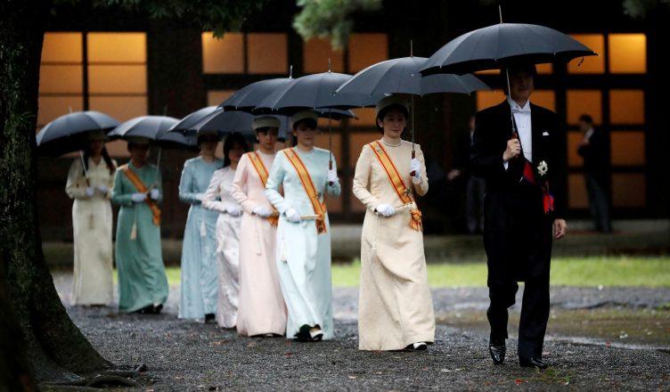 10 самых необычных японских императоров
