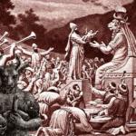 В Карфагене приносили в жертву детей